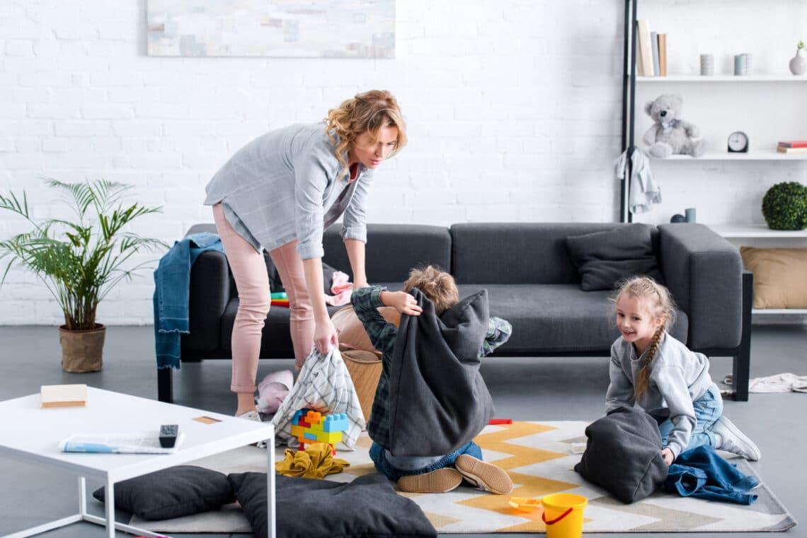 Ilyen egy kis lakásban erkély nélkül, két gyerekkel: egy anyuka beszámolója