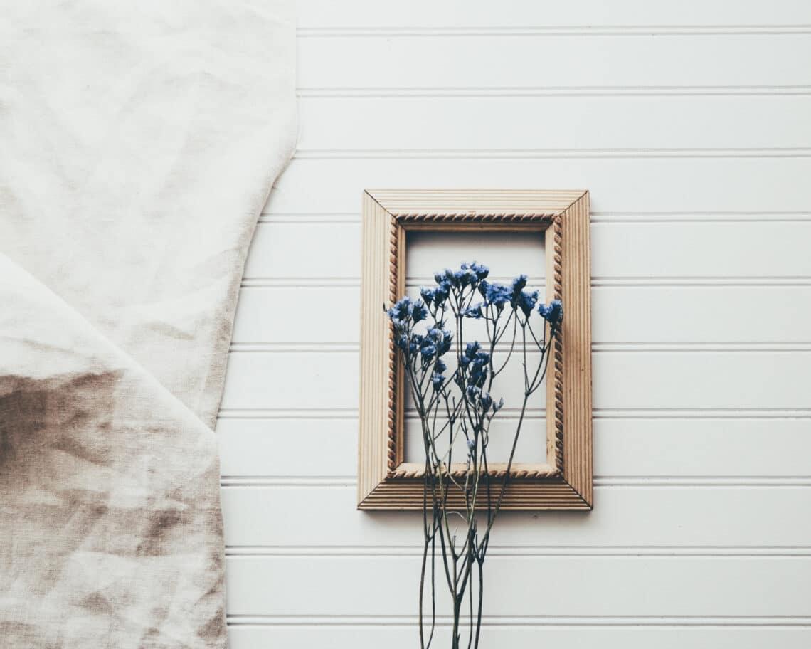 Így dekorálj szárított virággal: 10 meseszép és tartós ötlet