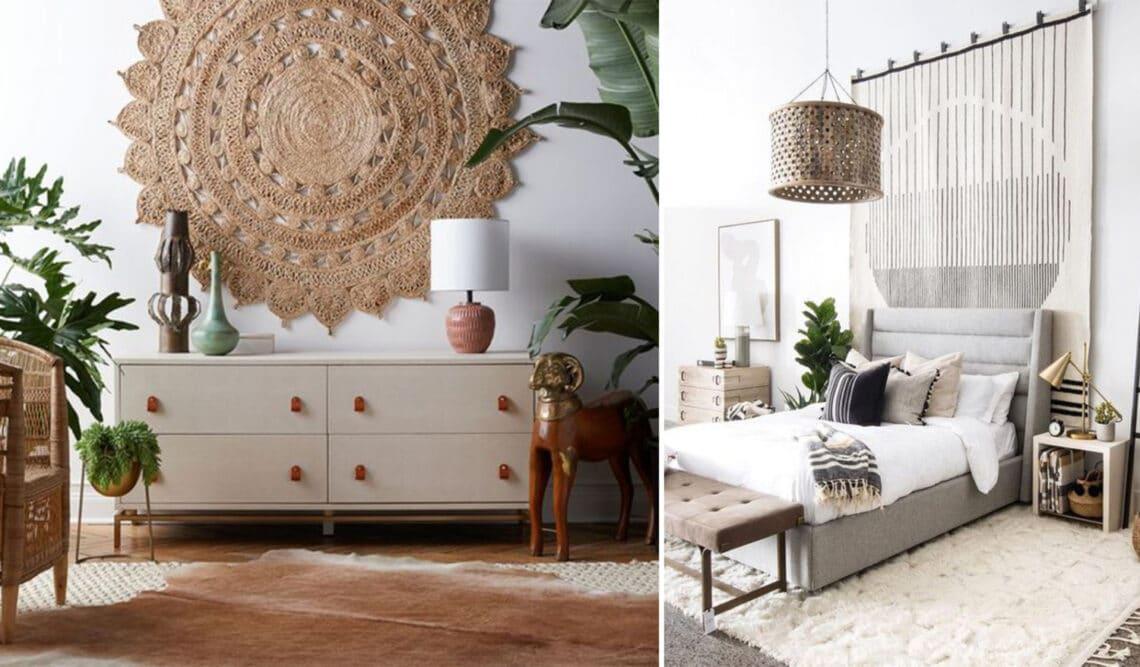 Újra divat falra szőnyeget tenni! 10 meglepően inspiráló dekoráció