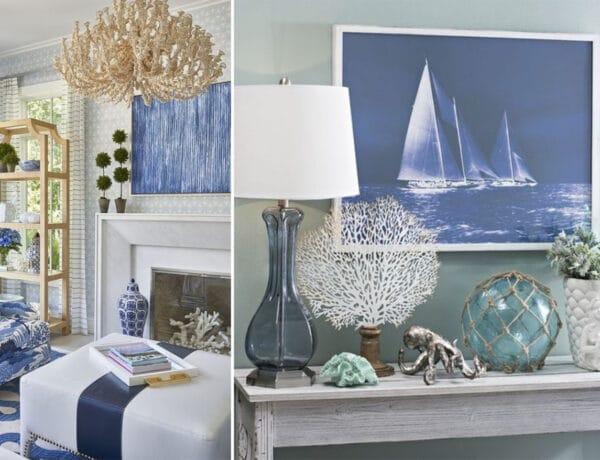 10 apróság, amivel életigenlő tengerparti stílust vihetsz a lakásba