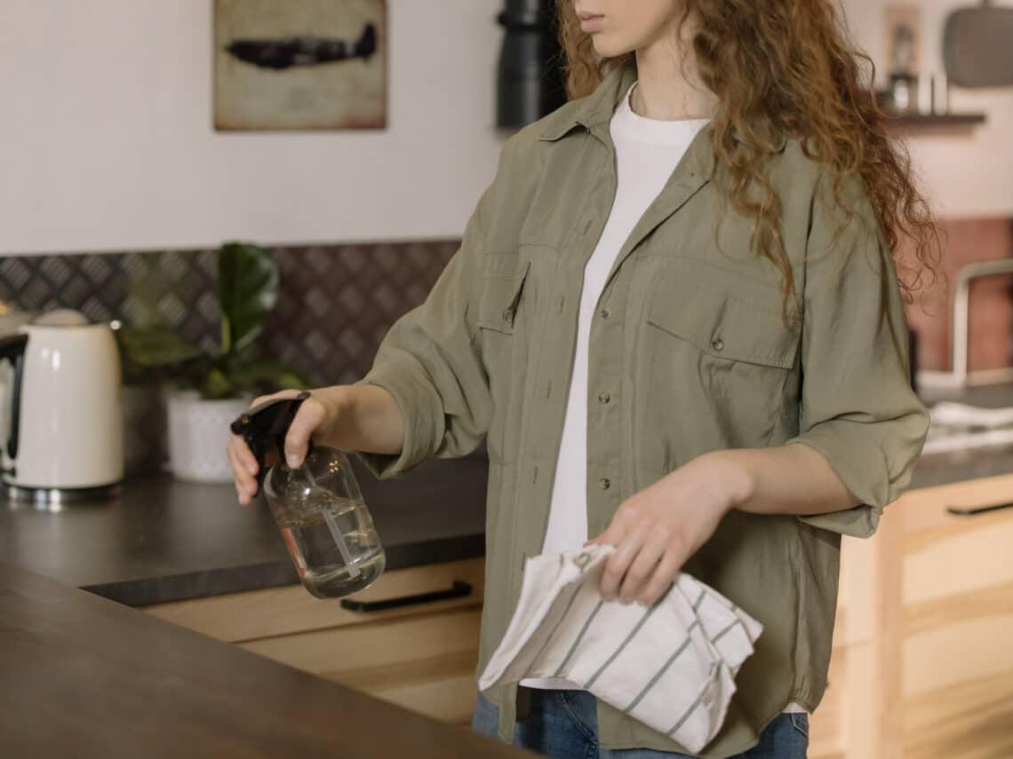 10 dolog a lakásban, amit sosem takarítunk, pedig kellene
