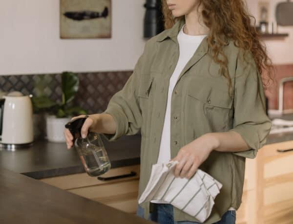 10 dolog a lakásban, amit elfelejtünk takarítani, pedig nagyon is kellene