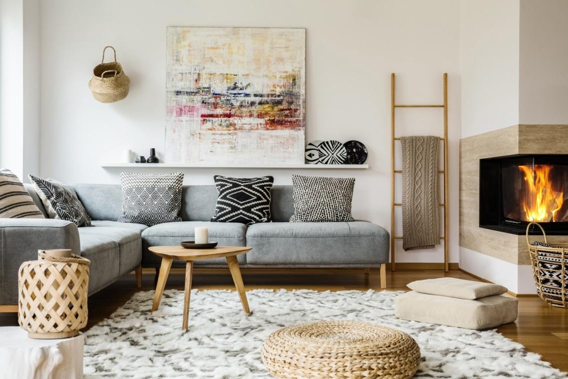 5 tértágító lakberendezési trükk, amitől sokkal tágasabbnak tűnik a nappalid