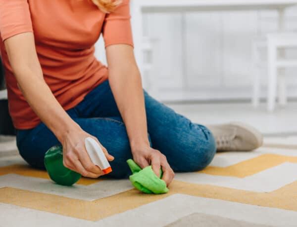 A leghatékonyabb szőnyegtisztító módszerek, otthoni eszközökkel
