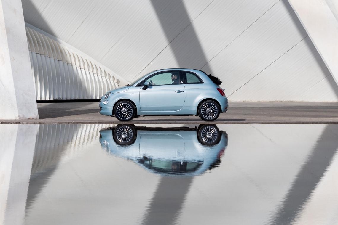 Fiat 500 hybrid – a legaranyosabb takarékos autó a piacon?