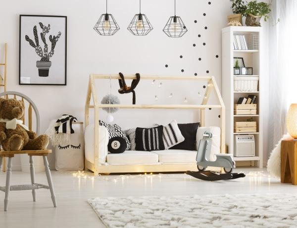 8 vagány fiúszoba dekorálási ötlet, amiért a kis lurkó biztosan odalesz