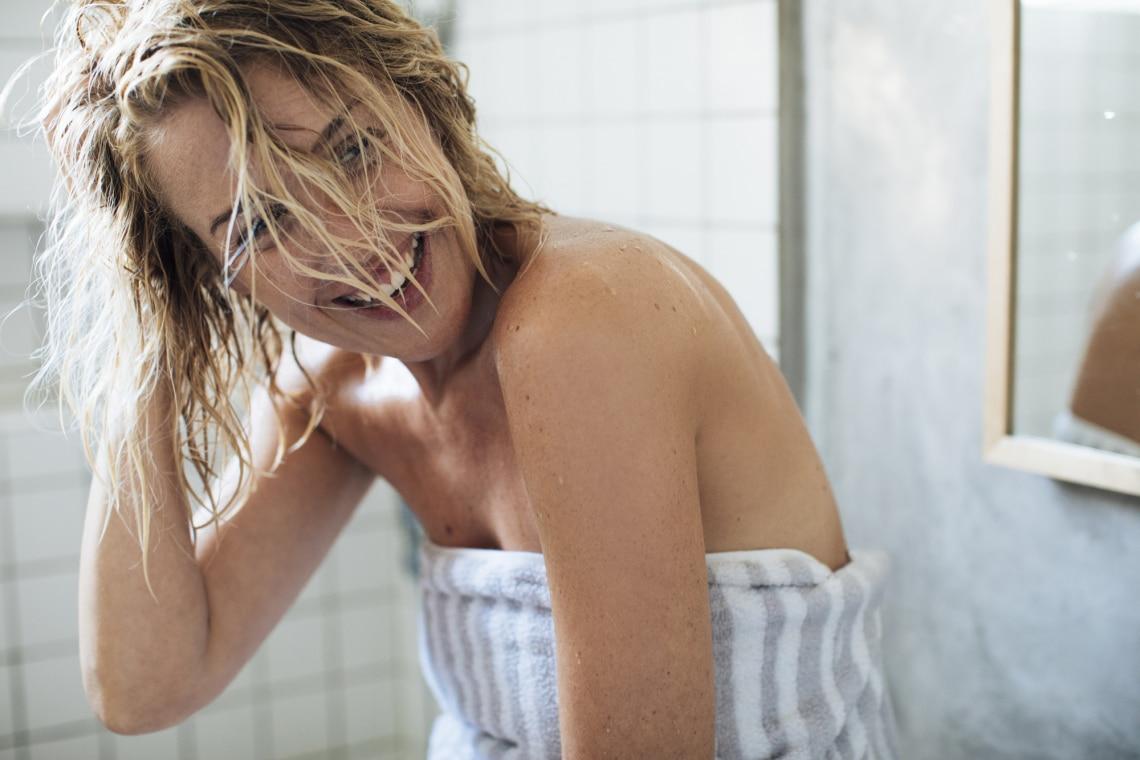 Ezt teszi egy hideg zuhany a testeddel