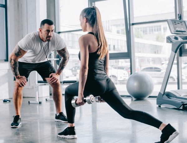 4 jel, hogy szükséged van személyi edzőre