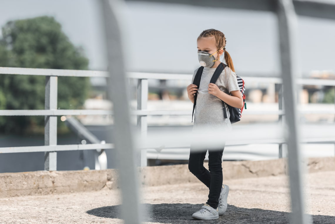 Víruskerülés a suliban: 5 dolog, ami kerüljön be a gyerek iskolatáskájába