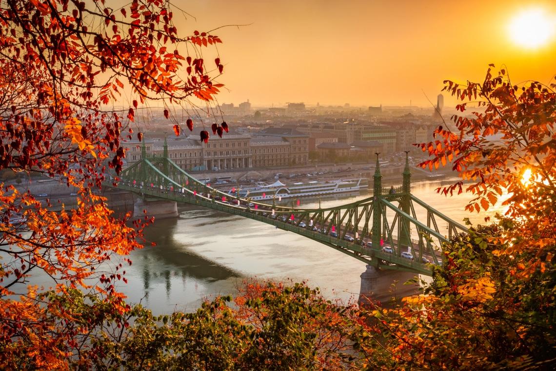 6 utca Budapesten, amin érdemes ősszel egy sétát tenni