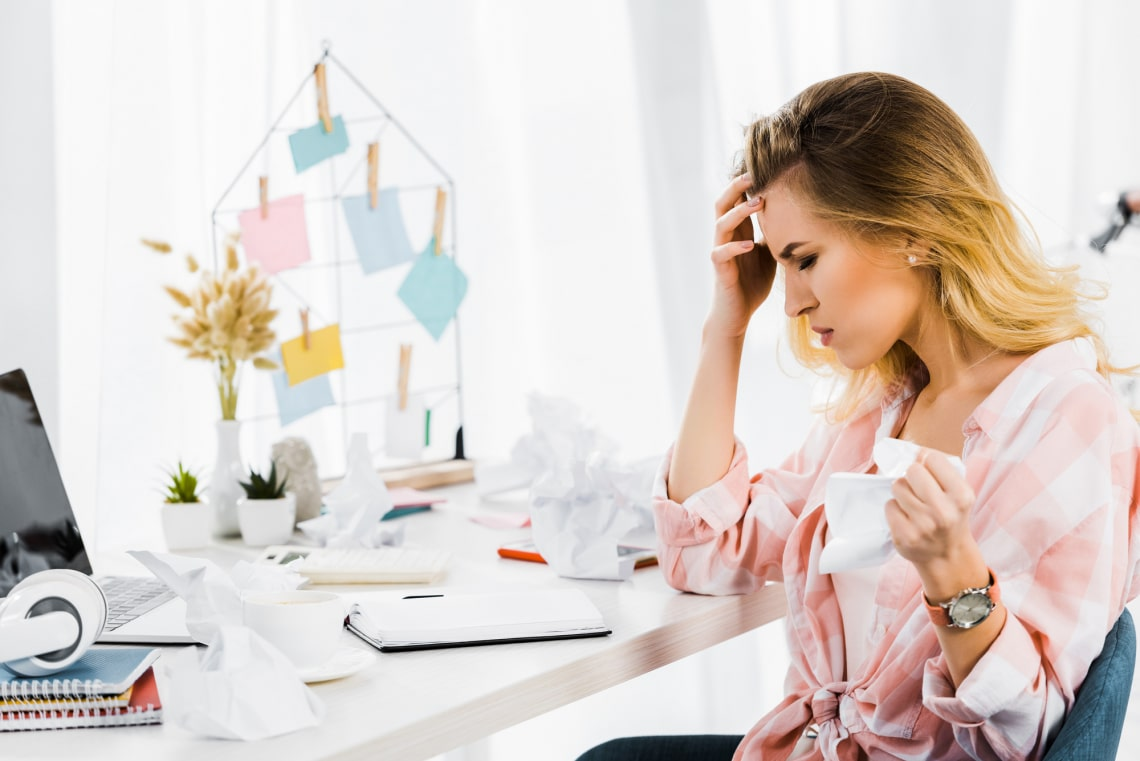 Meglepő jelek, hogy vashiánytól szenvedsz – Vedd észre időben