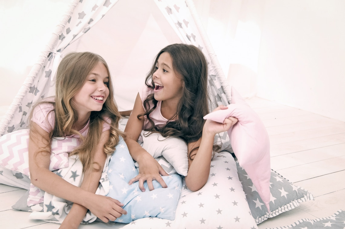 Dobd fel a sulikezdést egy pizsamapartival! Íme néhány szuper ötlet, hogy felejthetetlen legyen