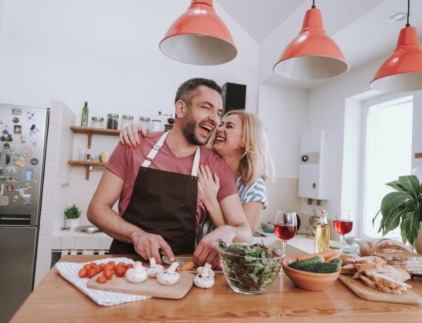 5+1 tény, ami bizonyítja, hogy az ételért való közös rajongás fontos egy kapcsolatban
