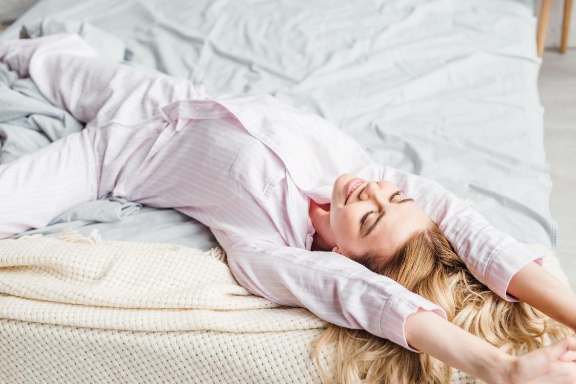 15 bevált trükk, hogy kánikulában is úgy aludj, mint egy kisbaba