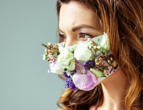10 kreatív arcmaszkminta, ami kicsit vidámabbá teszi ezeket az időket
