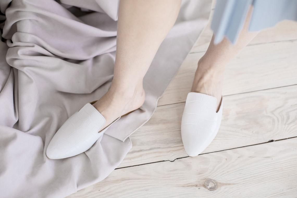 10 kényelmes és elegáns papucs, amit akár esküvőre is felvehetsz
