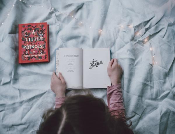 Így érd el, hogy a gyermeked megszeresse az olvasást