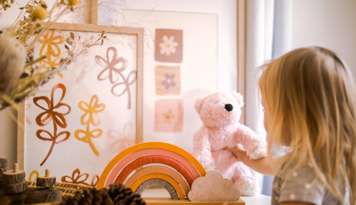 Hogyan teremts tanulós légkört a lakásban, hogy közben dekoratív maradjon?