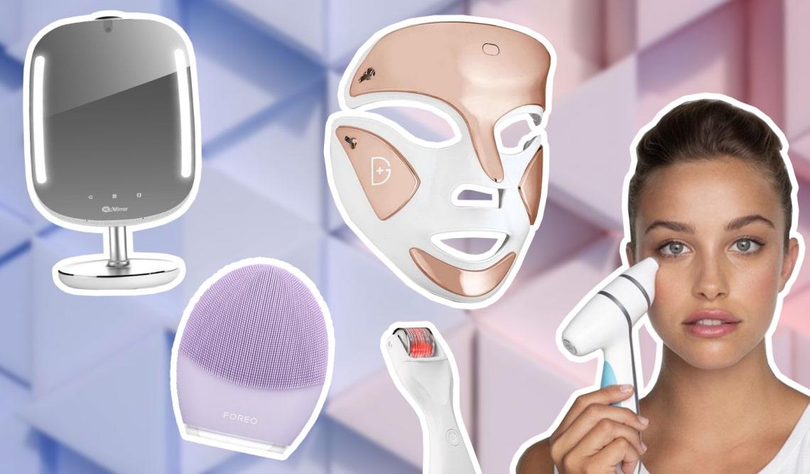 Okostükör, fényterápia maszk? Hajmeresztő high-tech szépségkütyük