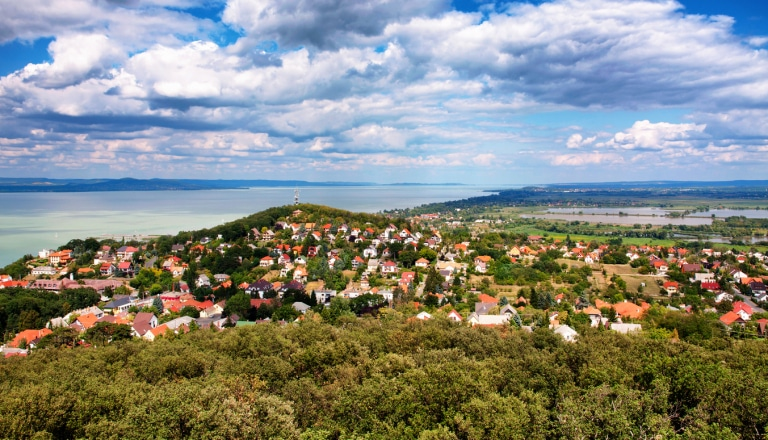 1. Balaton – déli part, Szerelmespároknak – Fonyód