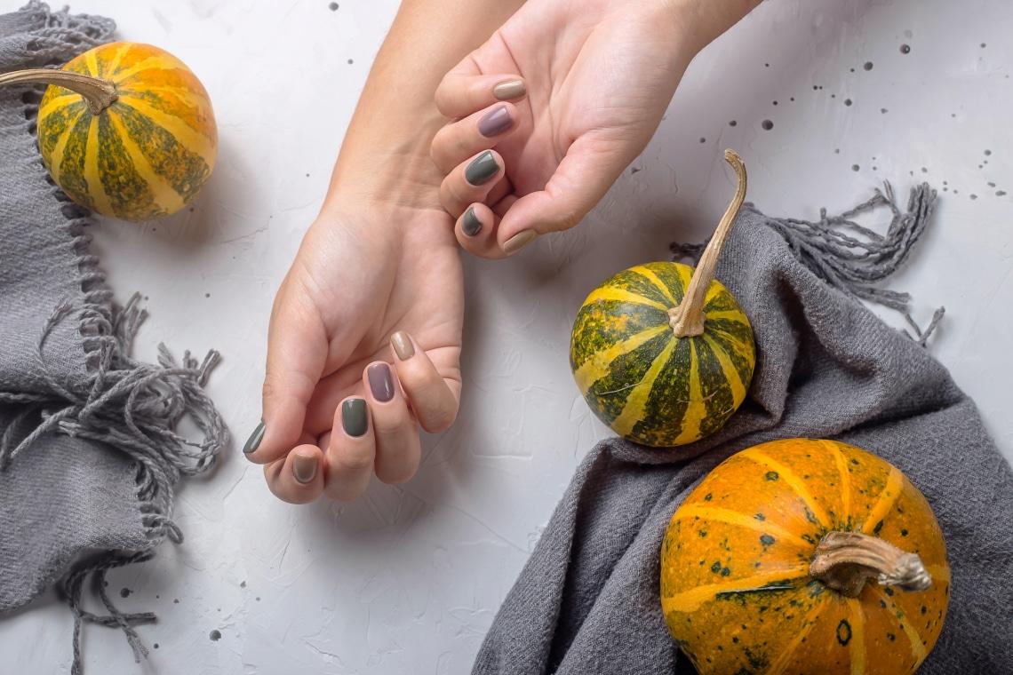 10 kreatív őszi körömfestési trend