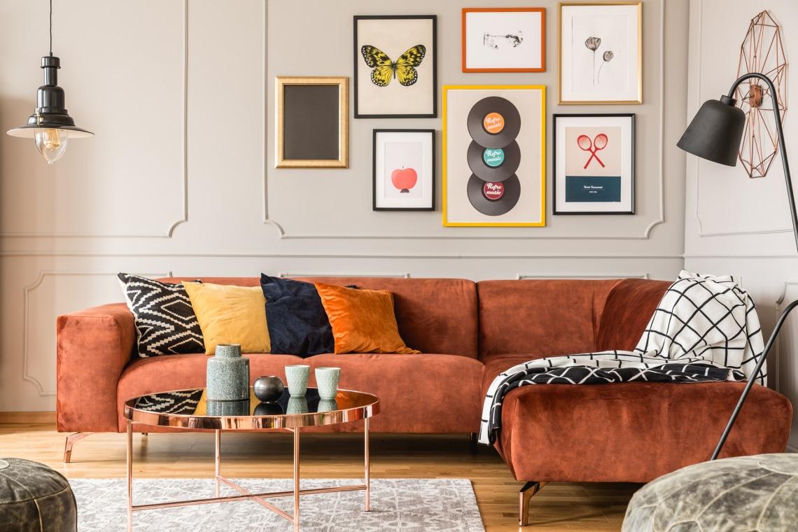 Színstratégia: így kombináld a színeket az otthonodban