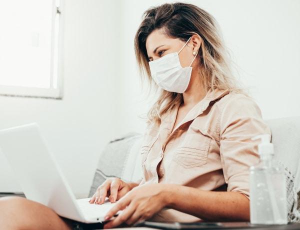 Így gátold meg, hogy kipattogjon a bőröd a maszktól