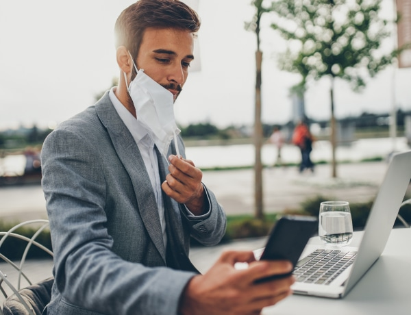 A pszichológia amögött, hogy a férfiak miért nem hajlandóak maszkot viselni