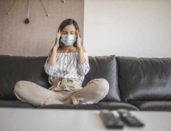 Elnyúló korona: a súlyos betegek többsége hónapokkal később is szenved még