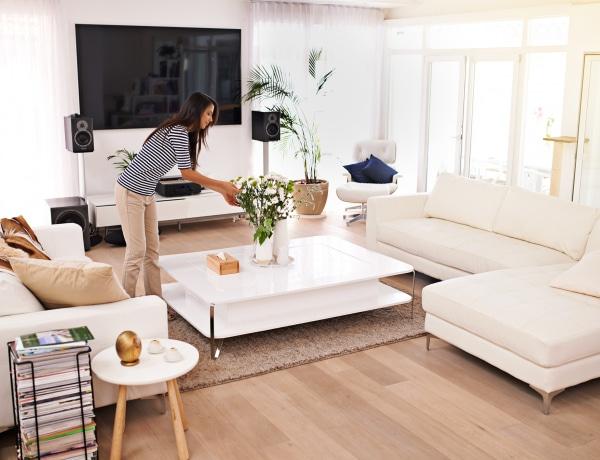 Pénzt, időt, boldogságot ad! Minimalizmus a lakásban