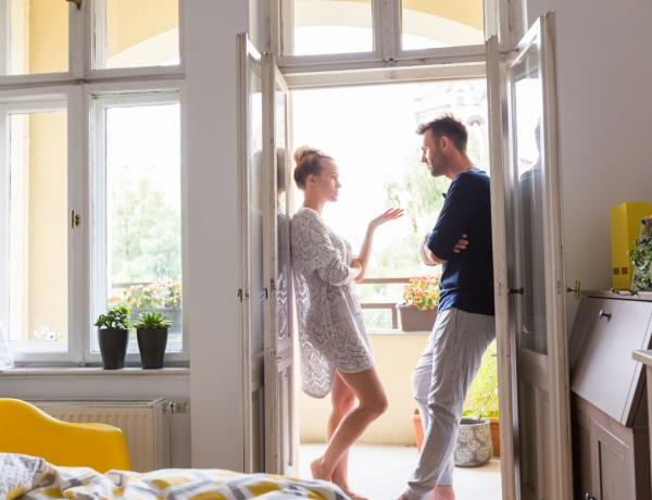 A koronavírus miatt összeköltöztünk a párommal – 3 hónap ismeretség után