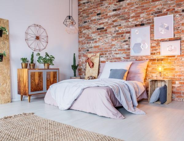 10 kreatív ágy fejvég-ötlet, amit te magad is elkészíthetsz