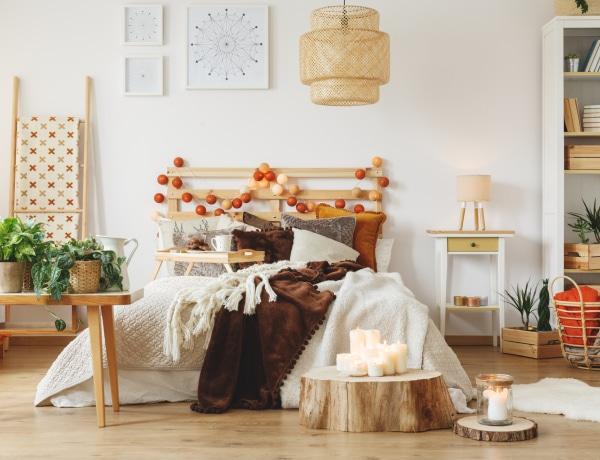 Milyen stílusú a lakásod? Ilyen csodaszép őszi dekorációkkal dobhatod fel