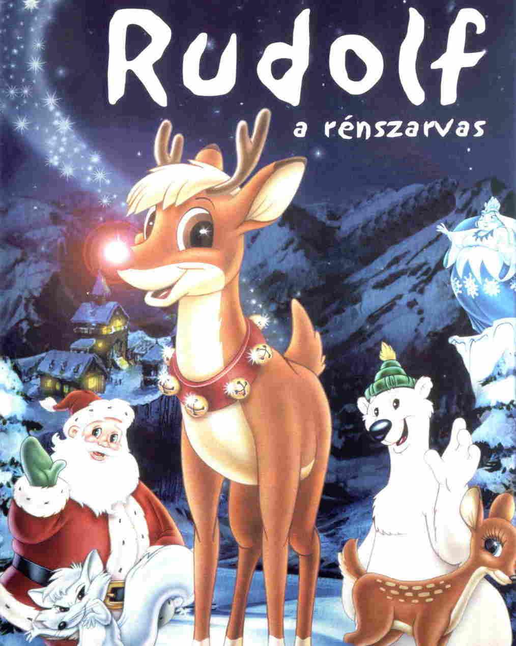 Rudolf, a rénszarvas