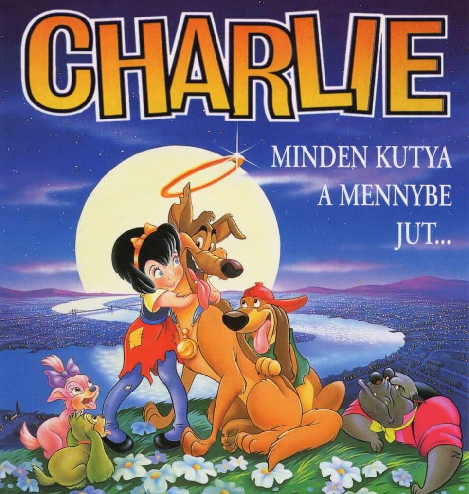 Charlie – Minden kutya a mennybe jut