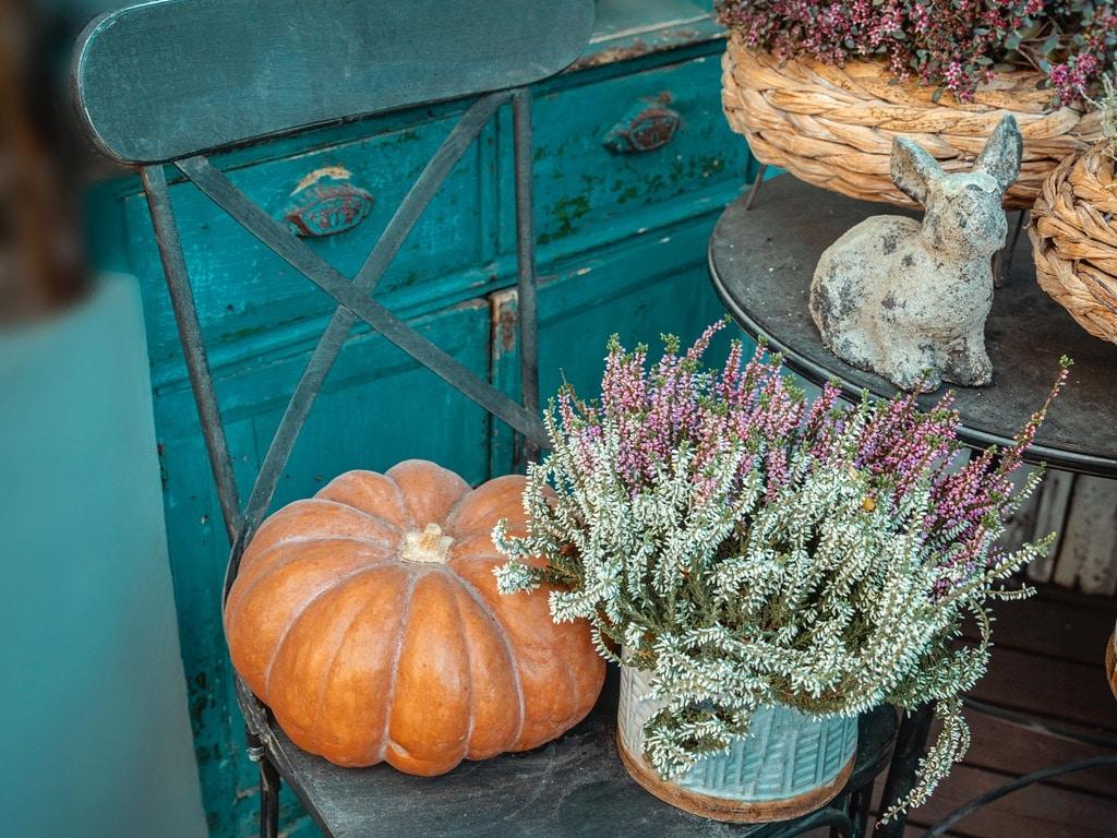7 szemet gyönyörködtető őszi kültéri dekoráció