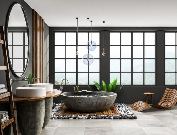10 fürdőszoba trend, amitől komoly wellness élményed lesz
