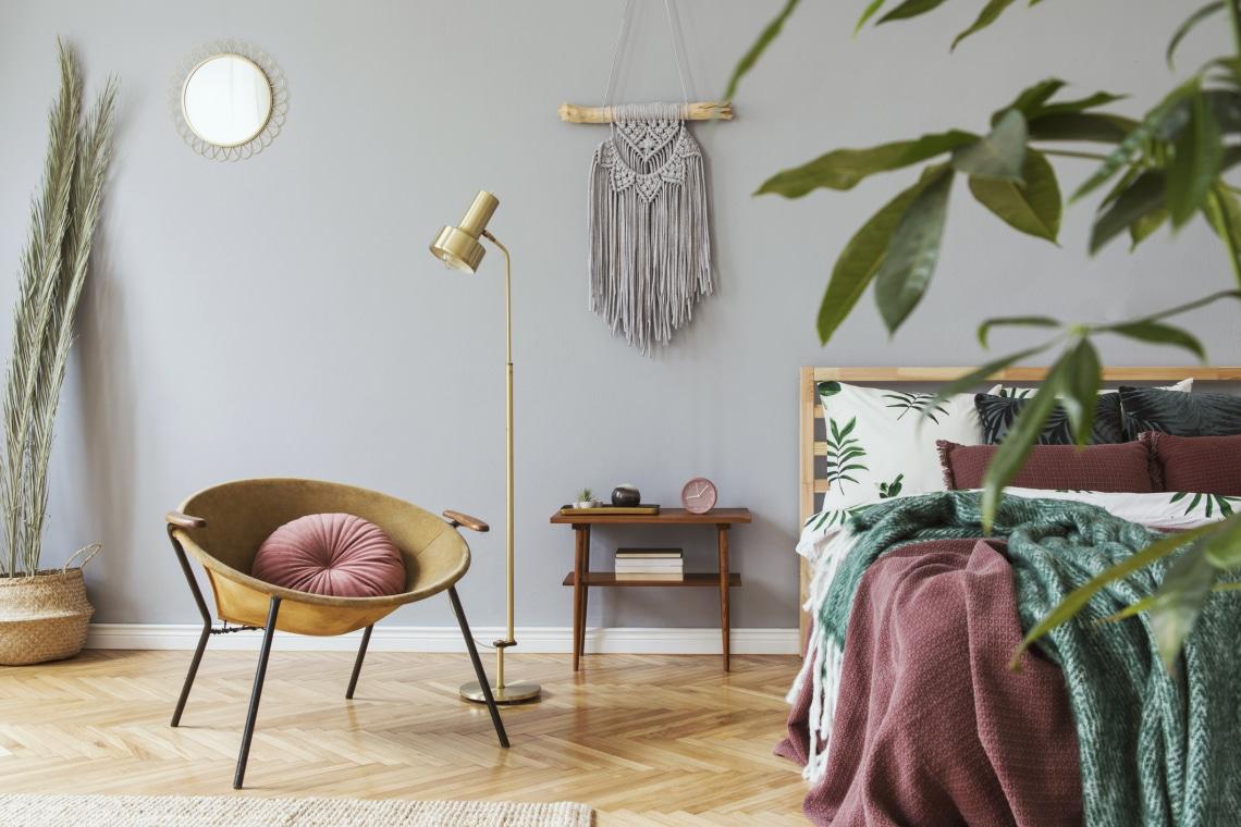 Így dekoráld az üres sarkakat a lakásban, hogy ne legyen unalmas az otthonod