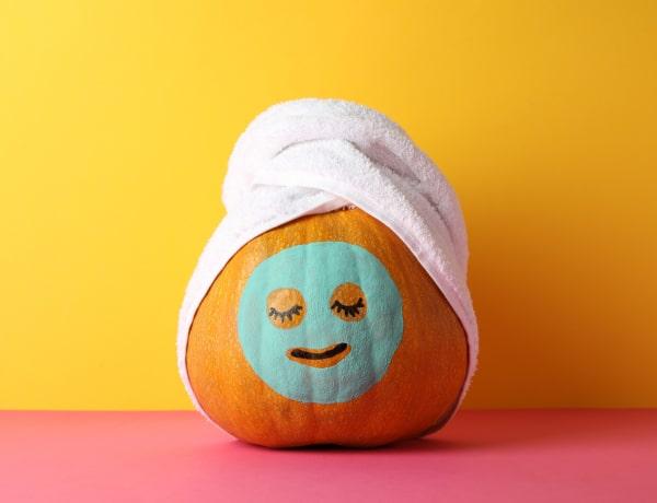 3 csodatévő sütőtökös pakolás az őszi fáradt bőrre
