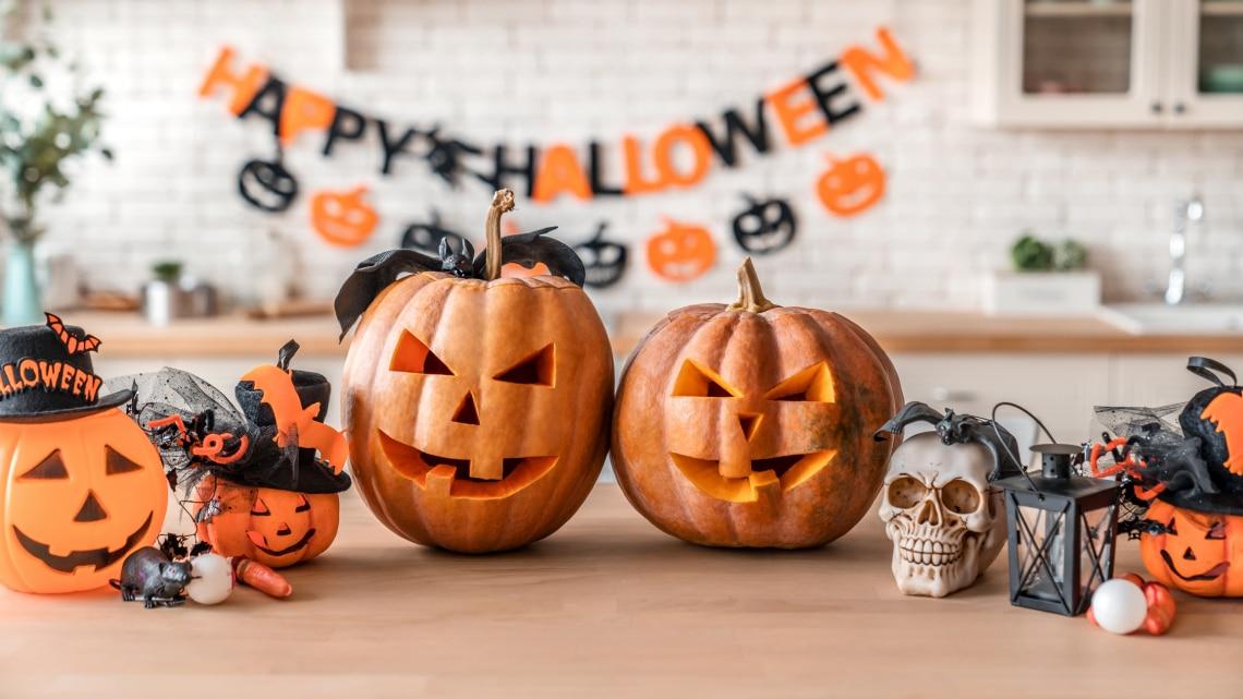 Ijesztő, minimalista és aranyos halloweeni dekorációk – nem csak gyerekeknek