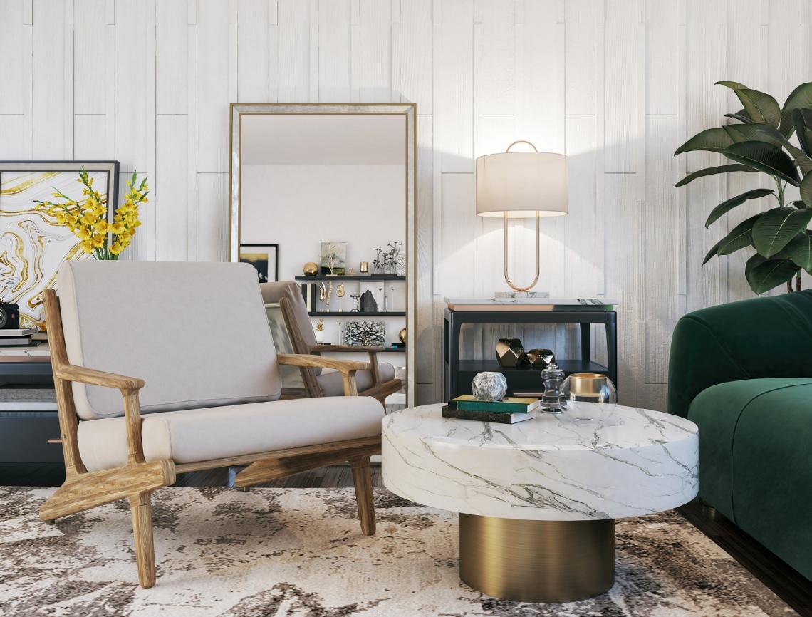 Tükrös trükkök: Így dekorálj tükrökkel, hogy nagyobbnak tűnjön a lakásod