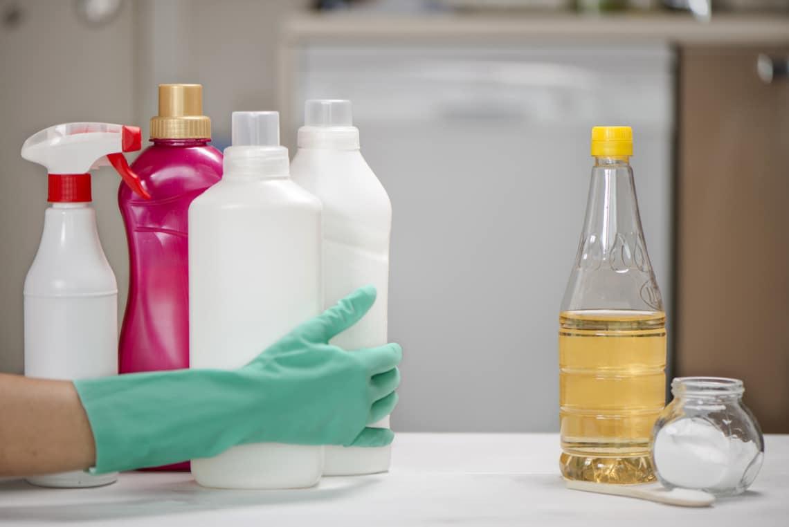 5+1 dolog az otthonodban, amit nem szabad ecettel tisztítani
