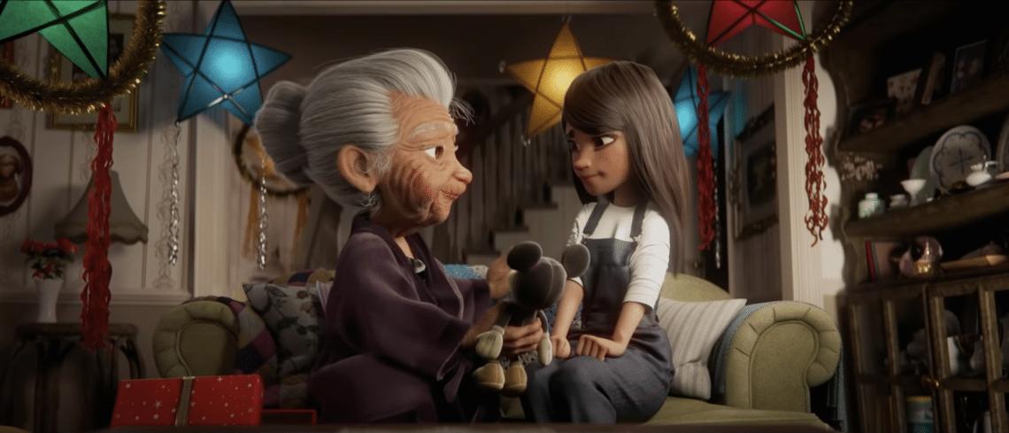 Itt a Disney szívbemarkoló karácsonyi reklámja, amire a világnak most nagy szüksége volt