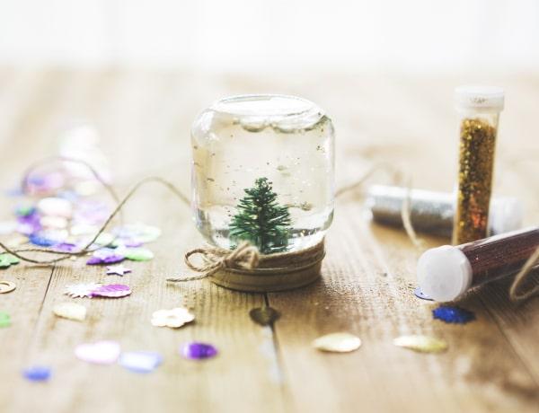 Egy befőttes üveg elég! Szívmelengető karácsonyi dekorációk