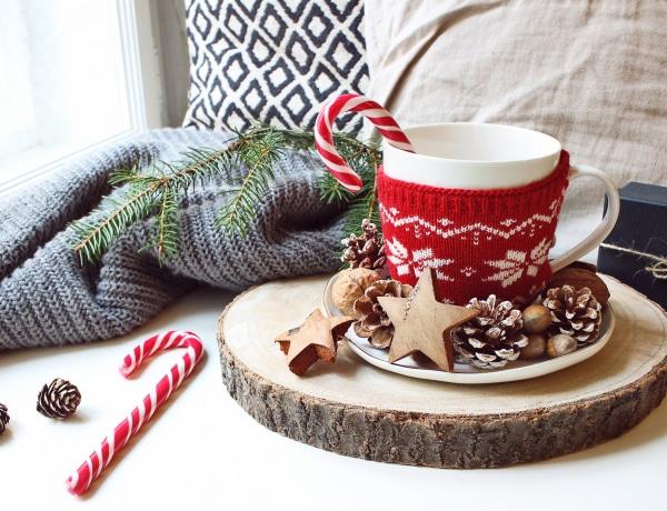 Megunt ruhákból ünnepi dekoráció – Csodaszépek!