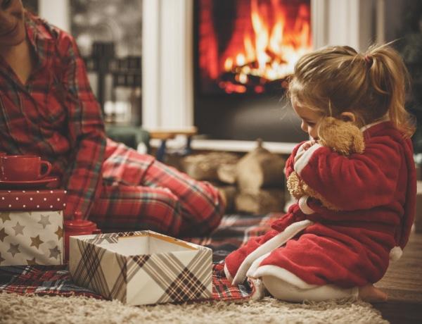 A túl sok ajándék nem tesz jót a gyermekeknek