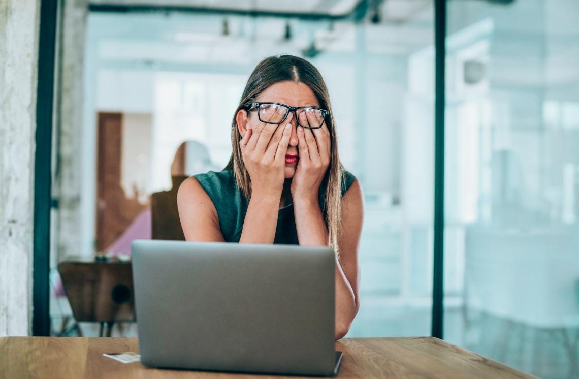 Ha elfog a szorongás a munka miatt