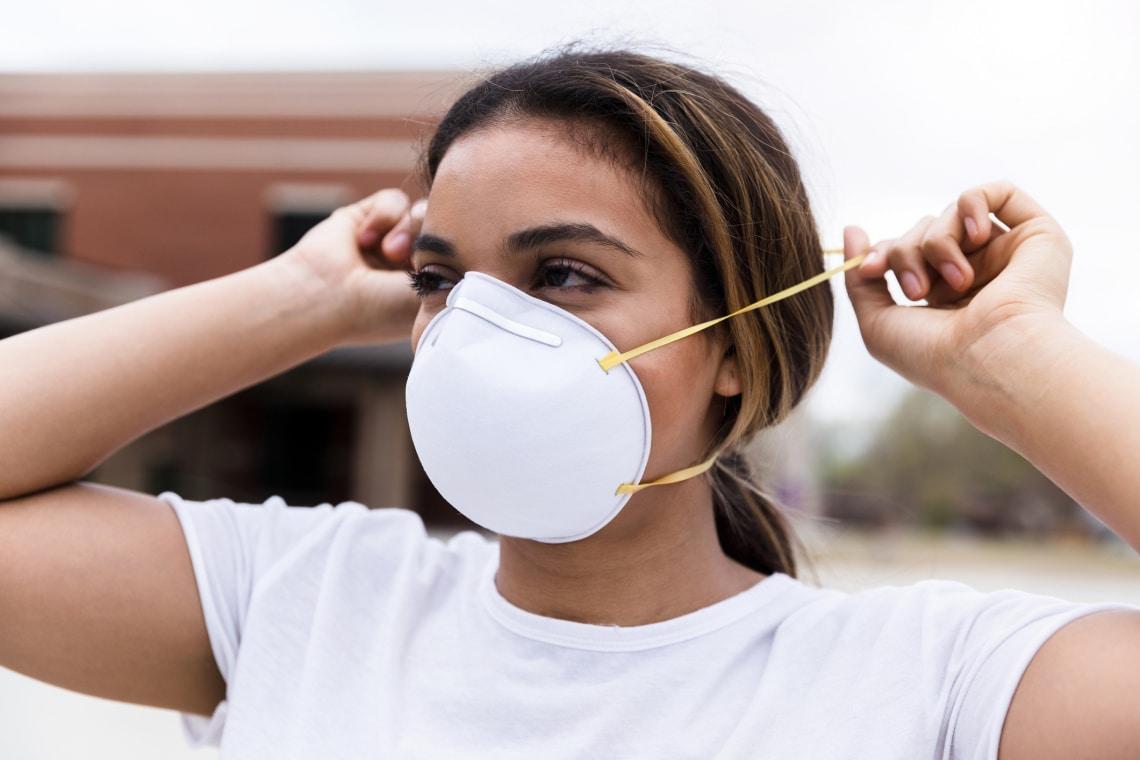 Ilyen maszkot ne hordj koronavírus ellen