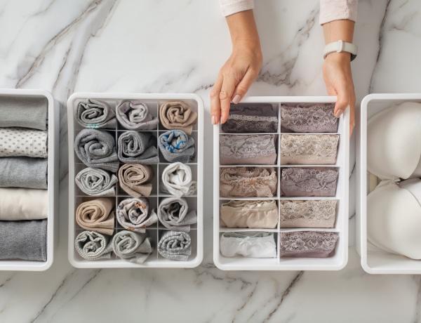 Így lesz mindig tökéletes rend a lakásodban: egy notórius rendetlen tippjei