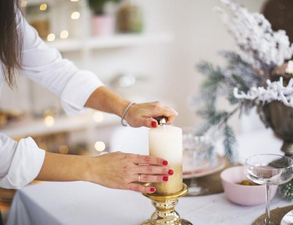 4 trükk, hogy az otthonod karácsony illatú legyen